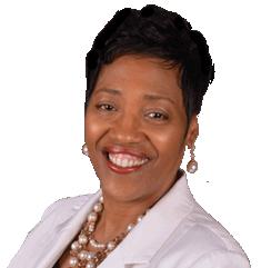 Pastor Pamela Aldridge
